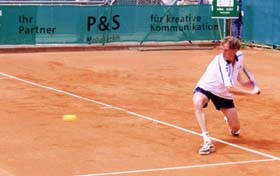 Rainer Gunther Tennisbundesliga