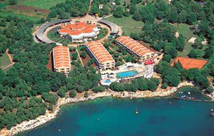 Tenniscamp Funtana Kroatien 2015